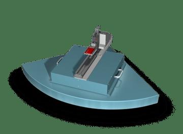 Funktionsmodul Roboterübergabeeinheit