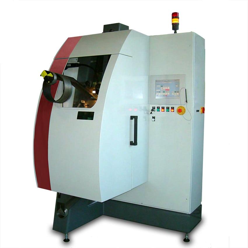 Automat für Lasergravur von Kolbenringen