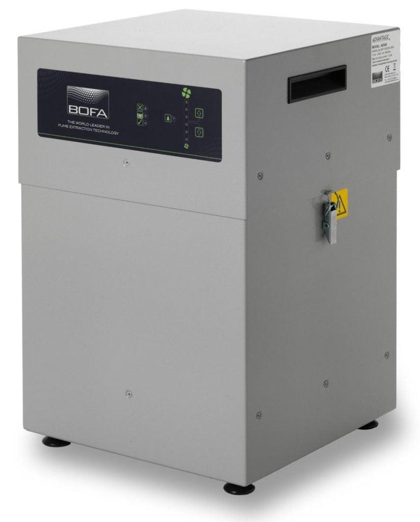 Absaug- und Filtersystem Advantage 350